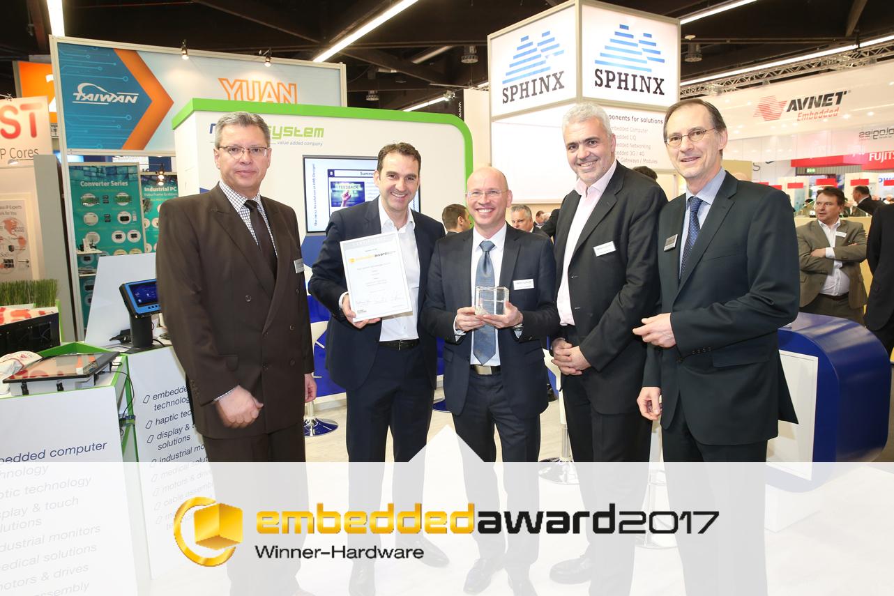 embeddedworld_award