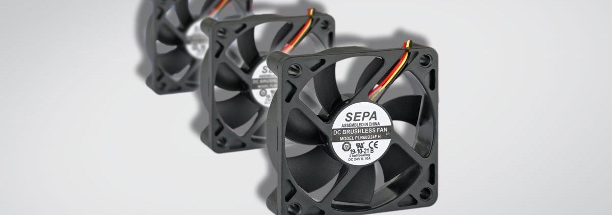 SEPA 60mm fan series