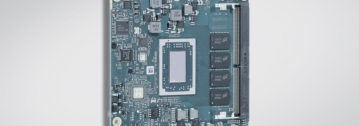 COM Express Compact Module