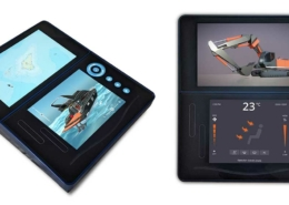 next system Haptic HMI demonstrator